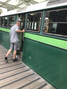 John Miles Sweat Test in Hong Kong