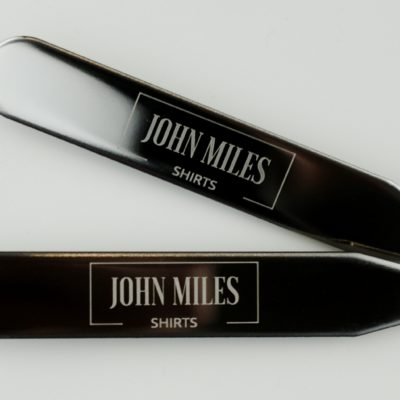 John Miles Stainless Steel Collar Stays